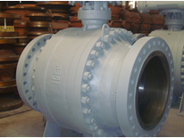 Trunnion-Mounted Ball Valves